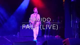 Davido   Fall (Live Sax Cover)