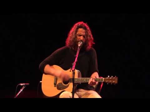 """Wooden Jesus"" in HD - Chris Cornell 11/22/11 Red Bank, NJ"