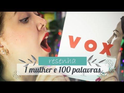 Vox (Christina Dalcher) | Resenha | Borogodó