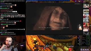 Asmongold Reacts to Dark Souls 2 and Bloodborne Trailers