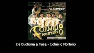 De buchona a fresa (Audio) - Colmillo Norteño (Video)