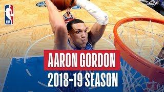 Aaron Gordon's Best Plays From the 2018-19 NBA Regular Season