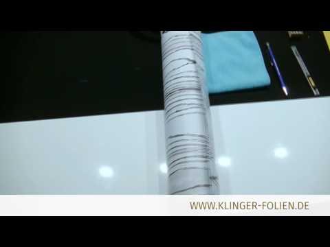 Werkzeuge zum bekleben von Möbelfolie