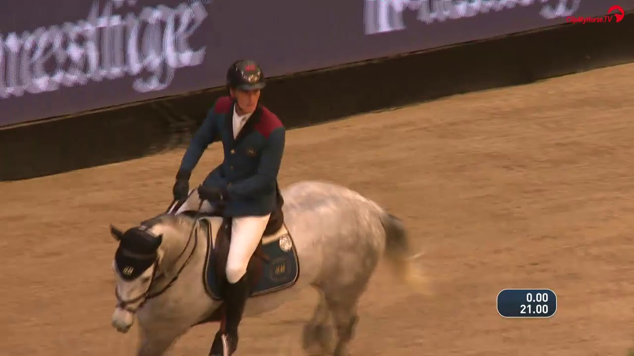 Video: Olivier Philippaerts und Freesby de Vy (r.O.)