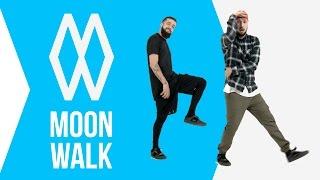 MoonWalk: OLD SCHOOL HIP-HOP BASICS DANCE TUTORIAL [Official Episode 8]