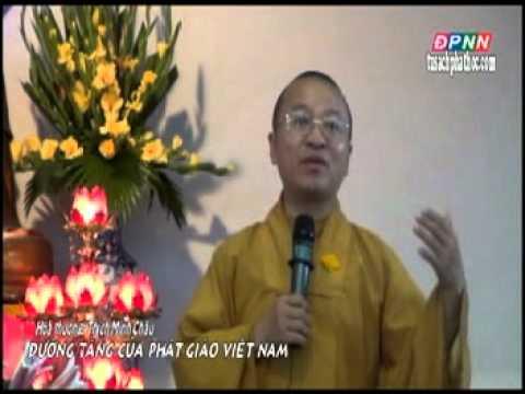 HT. Thích Minh Châu: Đường Tăng của Phật giáo Việt Nam (09/09/2012)