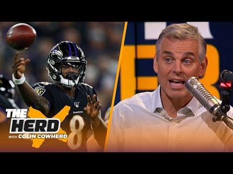 Herd Hierarchy: Colin's Top 10 NFL teams after 2019-20 Week 9 | NFL | THE HERD