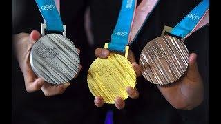 Олимпиада 2018 Медальный зачёт Олимпиады в Пхёнчхане 17.02.2018