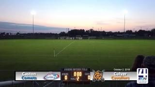 Boys Soccer Sectional Caston Vs Culver Community