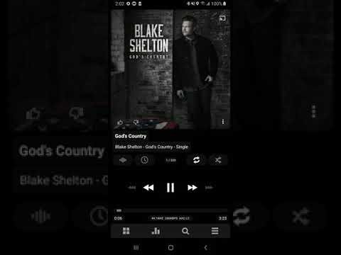 Blake Shelton - God's Country (Official Audio)