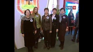 Ельчане представили свой город на «Липецком подворье»: в областном