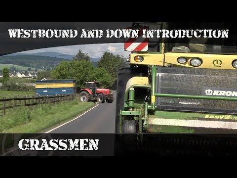 GRASSMEN - WESTBOUND & DOWN Introduction