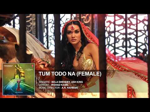 Tum Todo Na (Female Version)