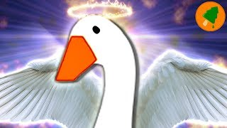 Goose: The Story You Never Knew (Untitled Goose Game)   Treesicle