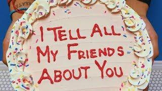 Bernard Dinata I Tell All My Friends About You
