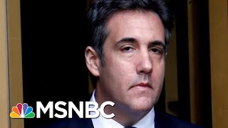 Source Close To Michael Cohen: He's Closer To Cooperating | Deadline | MSNBC
