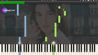 ALAN WALKER - SING ME TO SLEEP - Piano Tutorial