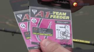 Крючок gamakatsu a1 team feeder circle power
