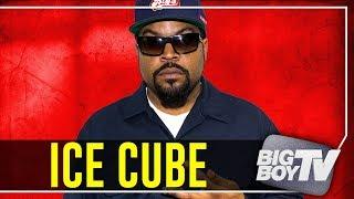 Ice Cube on Big 3, Last Friday, Drake