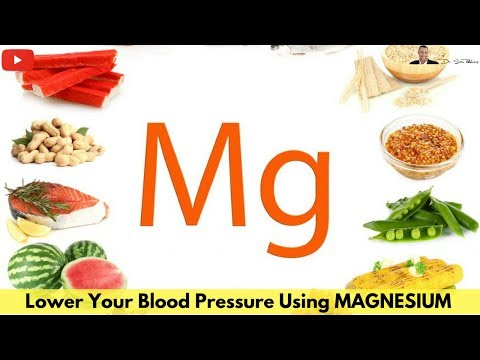 🔻 How To Lower Your Blood Pressure Using Magnesium [TIP] - by Dr Sam Robbins
