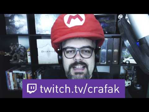 Live stream 26.1. od 19:00 - Levelování Brůča