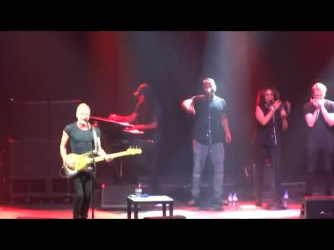 Sting - If You Love Somebody Set Them Free - Sofia - 1.06.2019