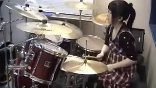 "ARCH ENEMY ""ENEMY WITHIN"" Drumcover - Fumie Abe -"