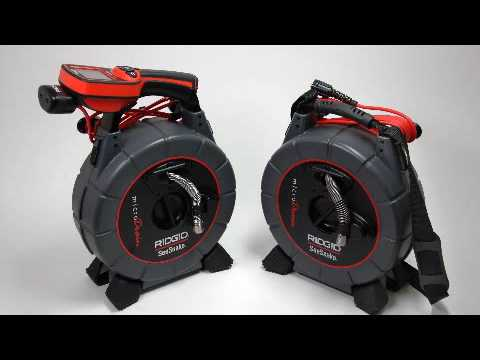 RIDGID microDrain Inspection System Video