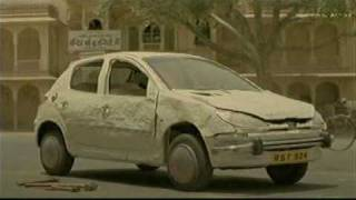 peugeot 206 commercial  india