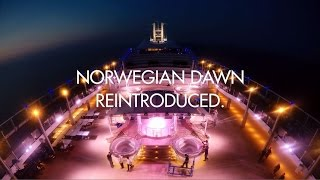Norwegian Dawn: Renovierung