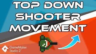 Sub-Pixel Movement & Collision - Game Maker Studio 2 - hmong video