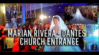 Marian Rivera   Church Entrance