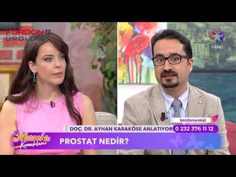 Ayhan Karaköse -Prostat Çeşitleri - Nurselin Konukları Star TV