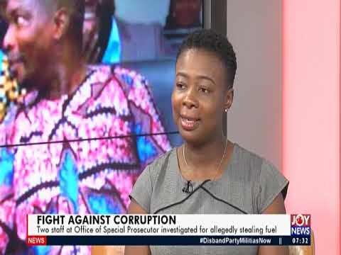 Fight Against Corruption - AM Talk on JoyNews (21-5-19)