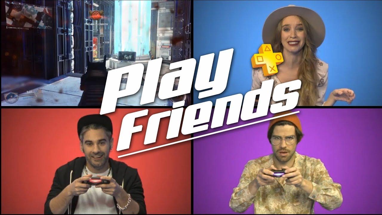 Llega PlayFriends, la primera web serie producida por PlayStation