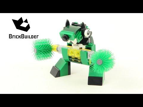Vidéo LEGO Mixels 41573 : Sweepz
