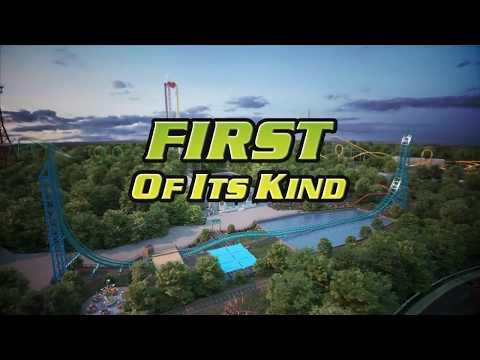Six Flags Over Texas Aquaman Teaser