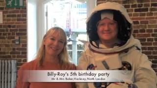 Billy-Roy's 5th Birthday Party, London