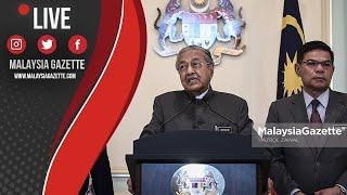 MGTV LIVE: Sidang Media Mesyuarat Majlis Tindakan Ekonomi (EAC)