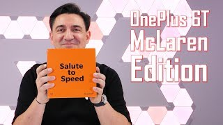 OnePlus 6T cu 10 GB RAM! - McLaren Edition [UNBOXING & REVIEW]