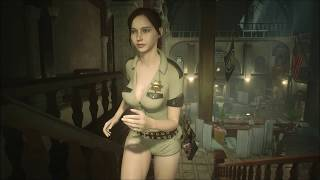 Sexy Thicc Sheriff Claire For Resident Evil 2 Remake