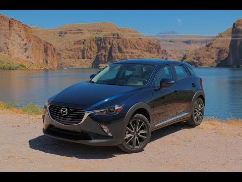 2016 Mazda CX-3 Review - First Drive