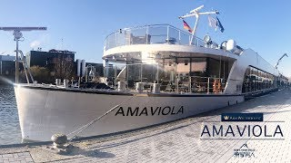 浪漫河船 AmaViola Ship Tour - 多瑙河聖誕市集 Christmas Markets on the Danube