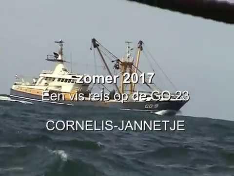 visserij zomer 2017 GO23