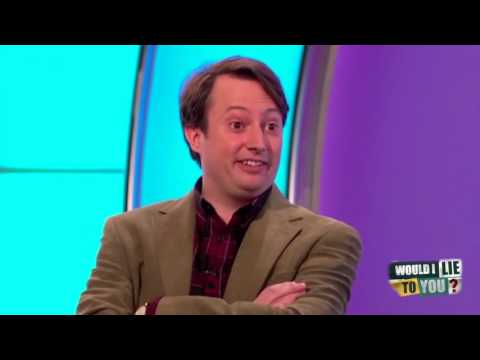 David Mitchell a veslice - Would I Lie to You?