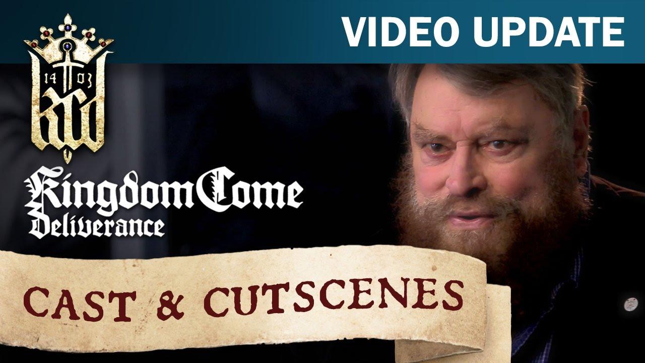 Kingdom Come: Deliverance - Video d'aggiornamento #17: Cast & Cutscenes