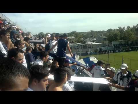 """""""A la banda de Merlo le gusta la pala"""" Barra: La Banda del Parque • Club: Deportivo Merlo"""