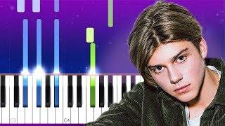 Ruel   Hard Sometimes (Piano Tutorial)