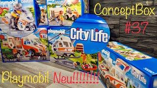 !!NEU!! PLAYMOBIL City Life Rettungskräfte 70048 70049 70050 70051 70052 70053 UNBOXING Speedbuild