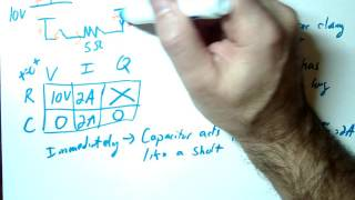 RC Circuit Intro (steady state)